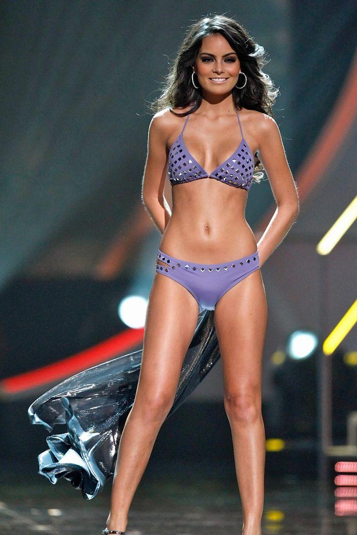 Bikini concurso de latinas