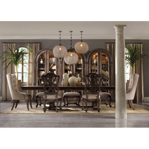 Rhapsody 5 Piece Dining Set I am obsessed with this look