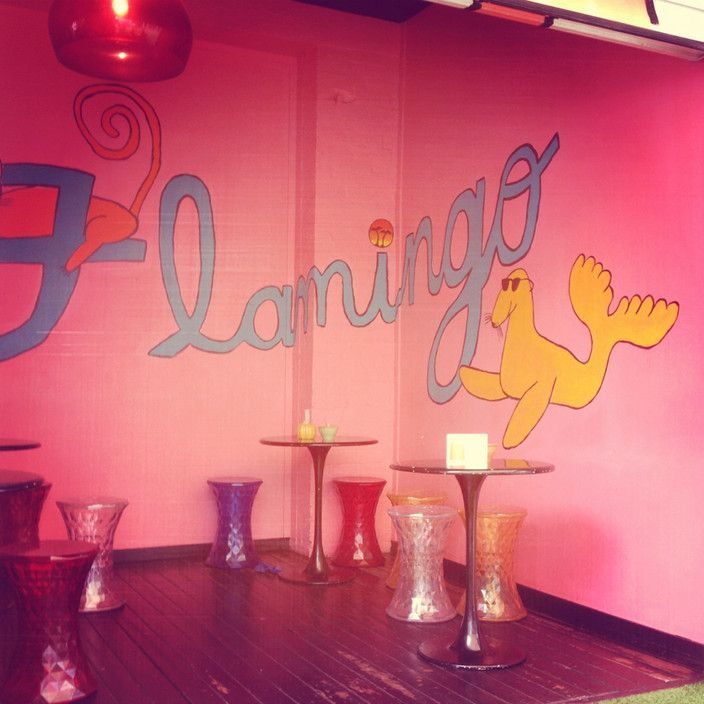Flamingo Cafe, Fortitude Valley QLD #australia #travel