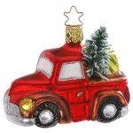 #Christbaumschmuck# aus dem Hause Inge Glas.Weihnachtsbaumschmuck made in Germany mundgeblasen und von Hand bemalt bei gartenschaetze-onlinede.