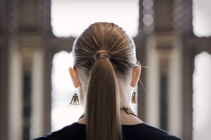 Stella Ciffon - earrings
