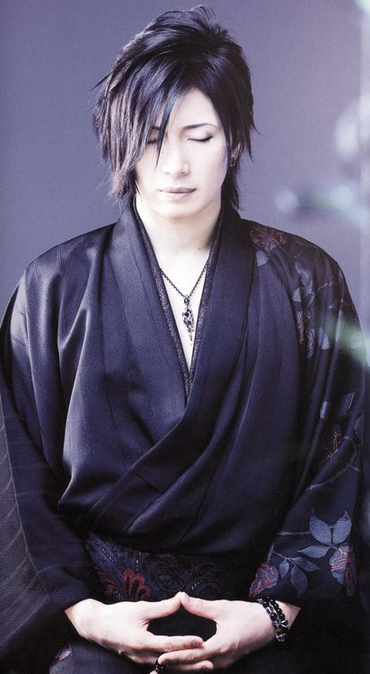 Gackt and his beauty~