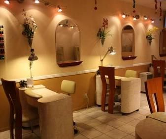 Spa Salons Decor Nails Salons Design Things Ties Salons Ideas
