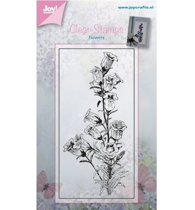 Joy clear stempel Bloem 2