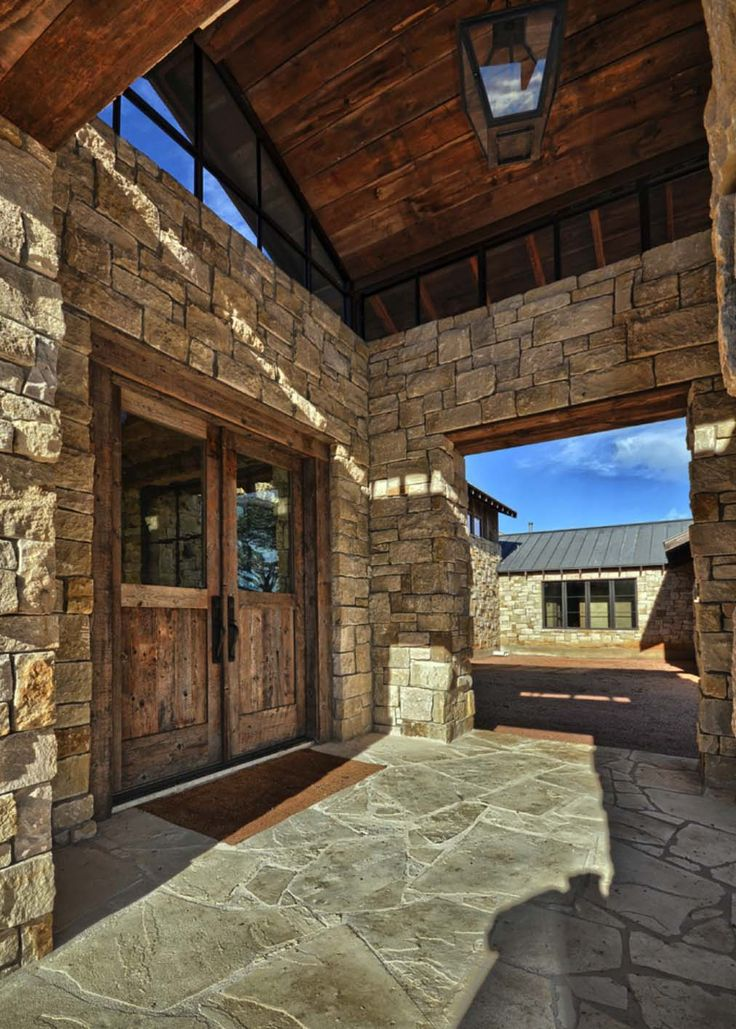 1000 Ideas About Hill Country Homes On Pinterest