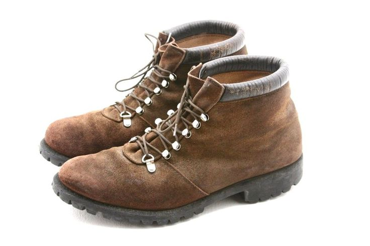Red Wing Hiking Boots - Cr Boot