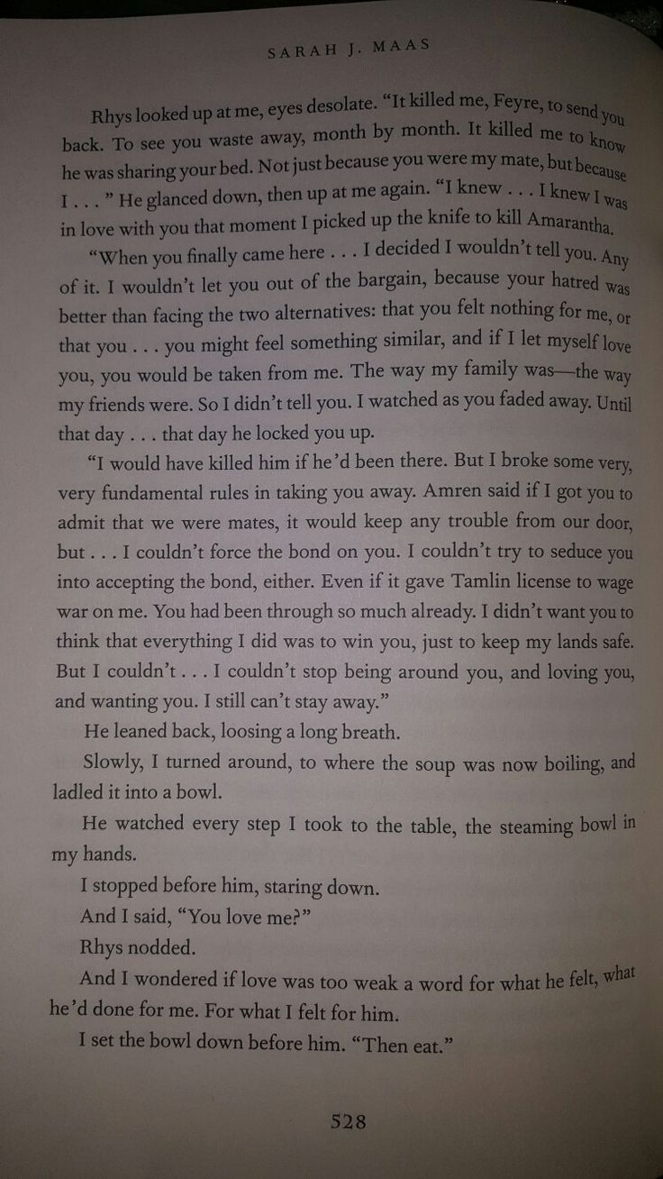 A Court of Mist and Fury// I really need to stop looking at quotes and things from this book because it makes me super emotional