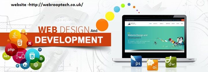Webrooptech Is One Of The Best Web Development Agency In Birmingham Our Full Service Int Website Design Company Web Development Agency Web Development Design