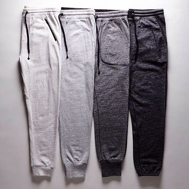 Cute gray sweatpants