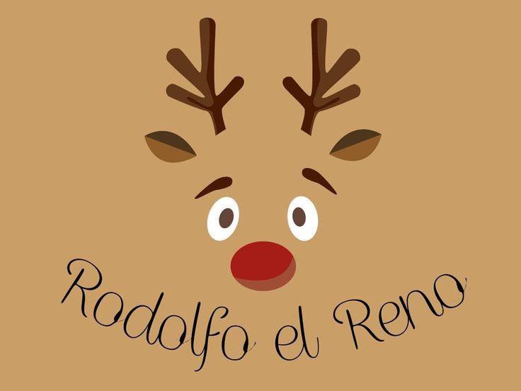 Cuento Rodolfo el Reno by connie g.