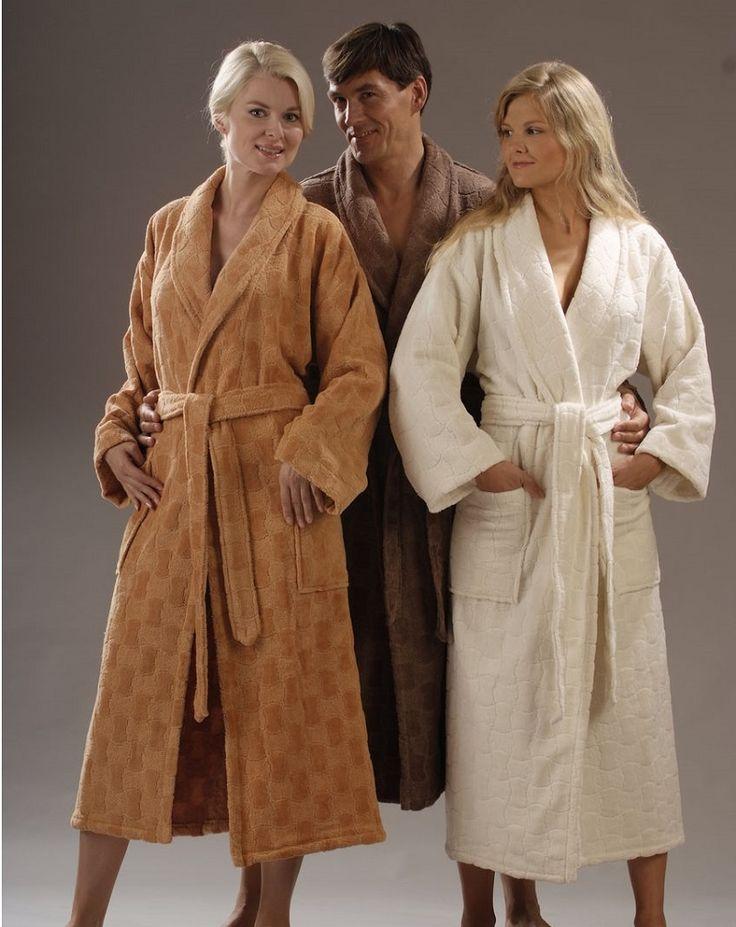 Великолепные домашние и банные халаты. Высокое качество и низкие цены с доставкой.