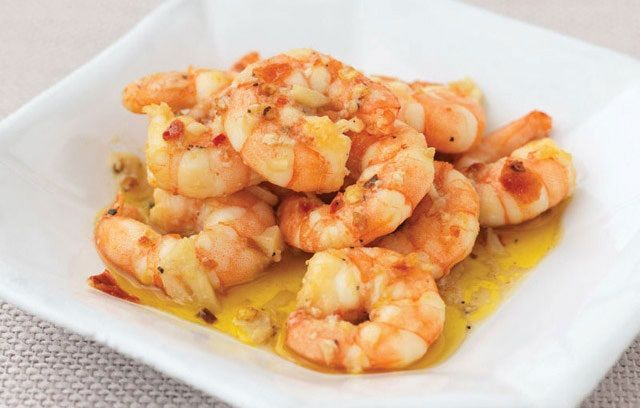 Easy Tapas recipes, Chilli & Garlic King Prawns
