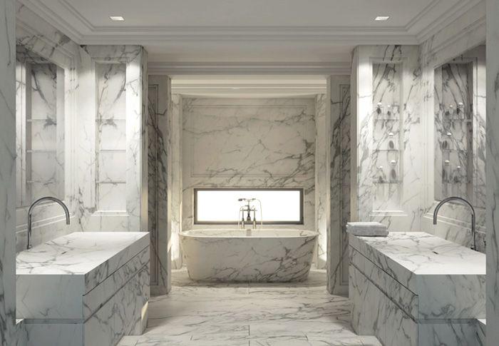 Joseph Dirand Bathroom