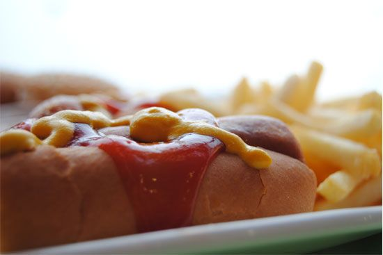 #foodphotography for Hollywood Bowl