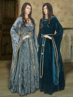 Gothic jurk 148