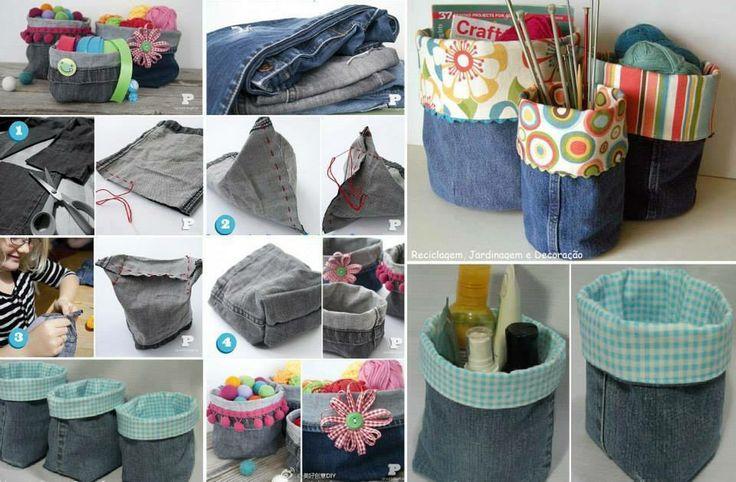 Jean Storage Ideas