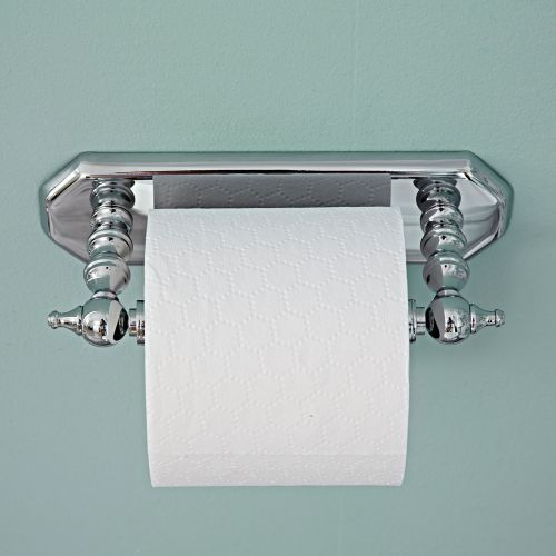 Milano Victorian Toilet Roll Holder. 72 best Bathroom Accessories images on Pinterest