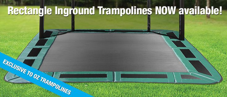 Trampolines for Sale Online & Spare Parts - Oz Trampolines