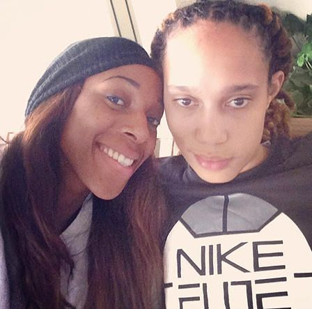 Brittney Griner: Glory Johnson Cheated with A Man!! The Latest In Hollywood Gossip!