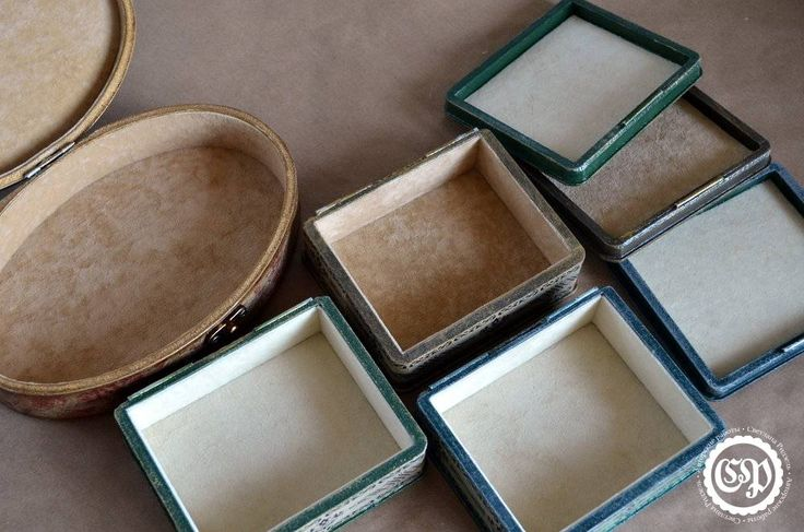 Обивка внутренней поверхности шкатулки бархатом, мастер-класс, делюсь секретами:) - Сайт Светланы Ридзель