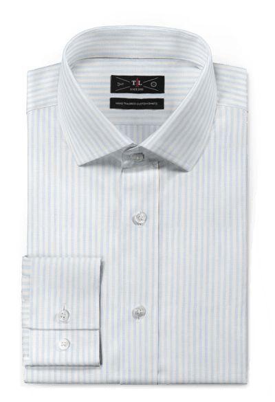 Blue striped linen Shirt https://www.hockerty.com/en-us/men/shirts/7594-blue-striped-linen-shirt