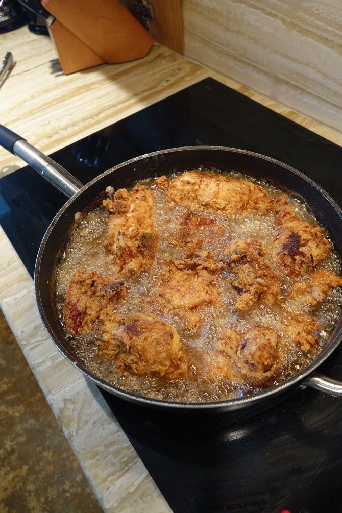 The World's Best Southern Fried Chicken