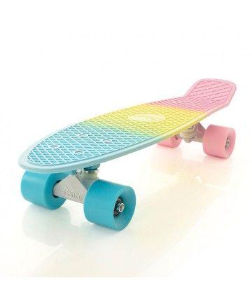 "Penny Skateboards USA Penny Pastel Fade 22"" Original Plastic Skateboard"