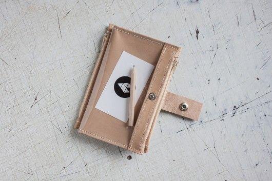 pokrowce i etui-Portfel - Pocket BIG / Natural LI
