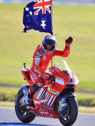 Casey Stoner | Casey Stoner's career in pictures | The Australian