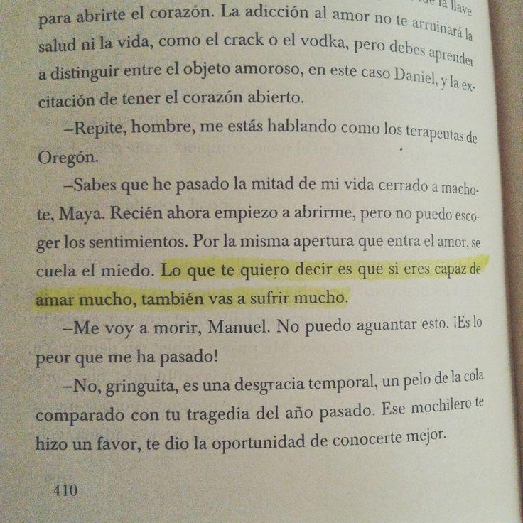 Isabel Allende - El cuaderno de Maya