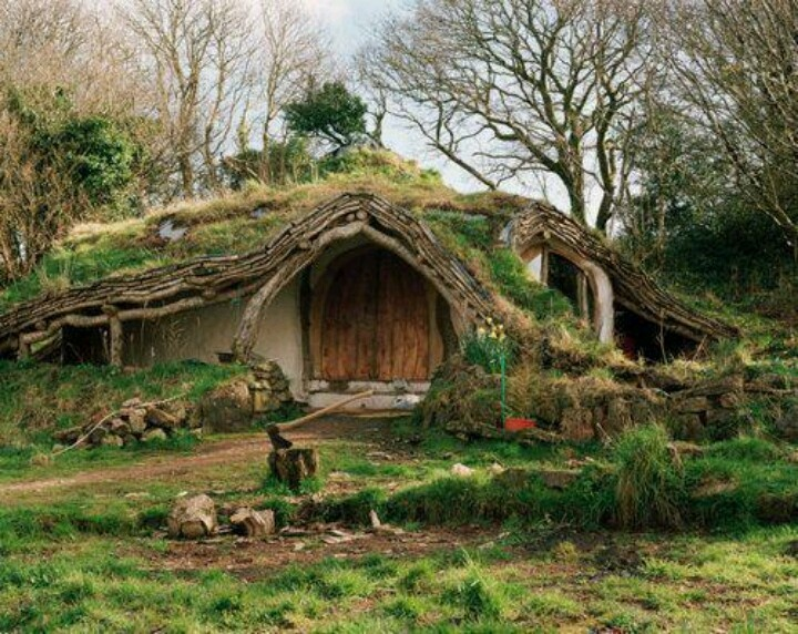 111 best Wanting a Hobbit House images on Pinterest | Hobbit home,  Architecture and Fantasy