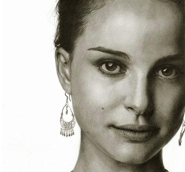 The Best Drawings Of Celebrities Ideas On Pinterest - Amazing hyper realistic pencil drawings celebrities nestor canavarro