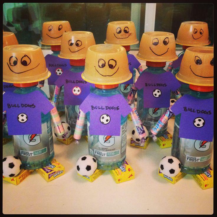 Soccer Snacks!