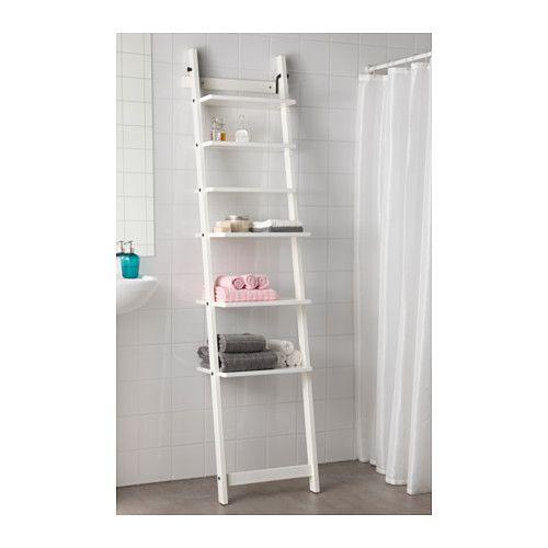 HJÄLMAREN Étagère murale - blanc - IKEA, 69 €.