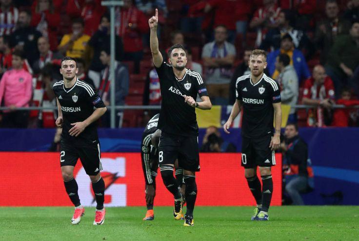 Hecatombe de un Atlético de Madrid que se aleja de la Champions League