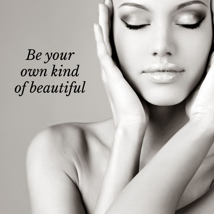 Be your own kind of beautiful www.iviorganic.com