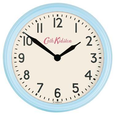 Cath Kidston - Enamel Clock