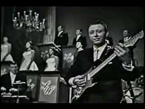 The Lawrence Welk Show featuring Neil LeVang: Ghost Riders In The Sky. Surf Rock extravaganza!