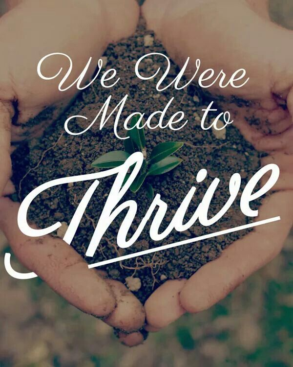 """We were made for so much more than ordinary!"" Join me on an 8-week Thrive Experience! Comment or message me for more details!"