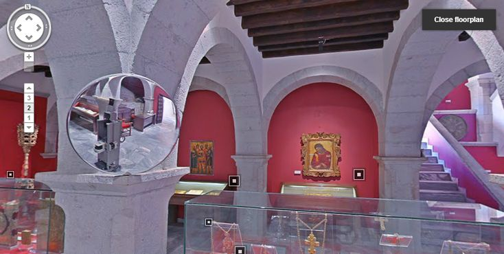 Μοναδικό: 3D περιήγηση της Google στο Μοναστήρι της Πάτμου [βίντεο] | iefimerida.gr