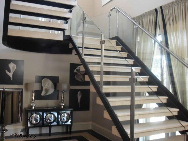 14 best stone staircases images on pinterest spiral. Black Bedroom Furniture Sets. Home Design Ideas