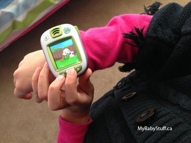 The LeapBand will get your kids moving! Check out why we think it's a great gift now. #MBSgiftguide #review #LeapFrog