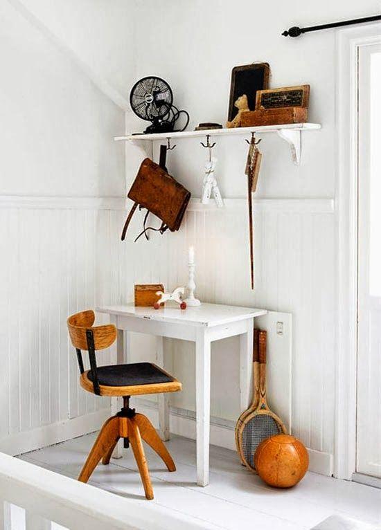 Um espaço para estudar   Lição de casa!