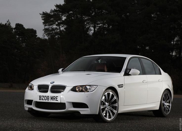 2009 BMW M3 Saloon UK Version