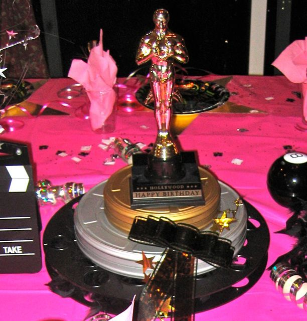 Pinterest Birthday Decorations 16 Best Images About Academy Award Oscar Party On