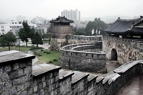 Hwaseong Fortress - South Korea