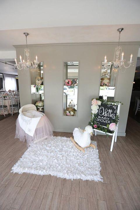 Elegant Baby Showers Decorations Ideas