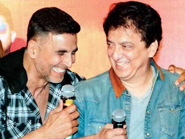 Akshay Kumar and Sajid Nadiadwala come together again, but not for a movie