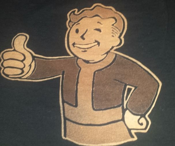 Ever wanted to make a custom shirt to publicly display how much of a fan you are of a T.V. series, Video Game, or Movie? In this Instructable I will show you how to use bleach, a t-shirt or other clothing, freezer paper, and some other common household items to make just that, fandom shirts or even random shirts. I've included examples of some of the shirts that I've done, but this one has detailed instructions for Vault Boy from Fallout. This is not something that I invented. I learned…