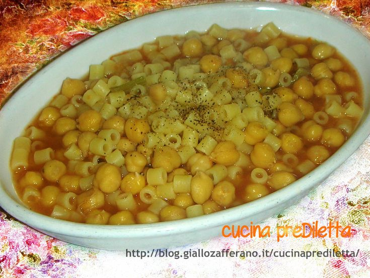 ... pasta e ceci soup chick pea soup friends food family pasta e ceci soup